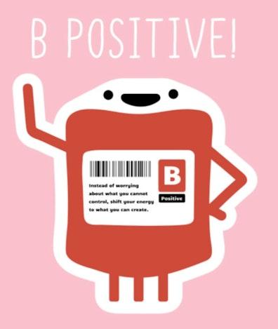 blood donation bag