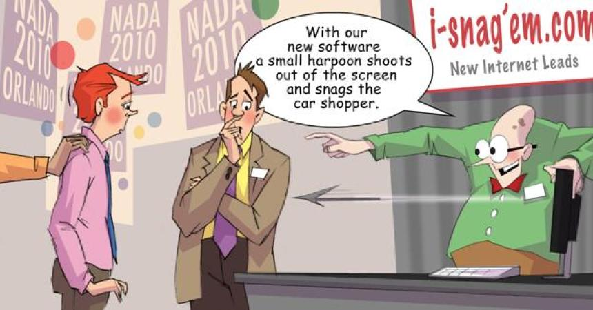 Comic – February 2010 – i-snag'em.com