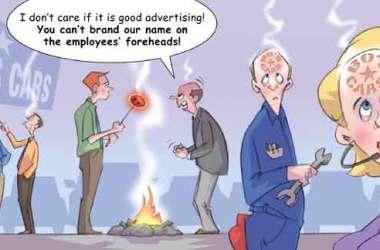Comic – August 2010 – Good Advertising?