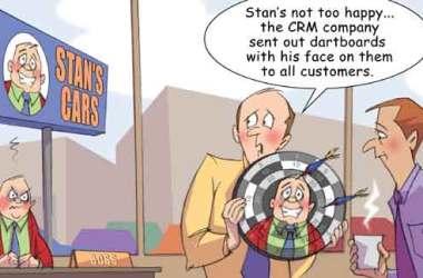 Comic – June 2010 – Stan's Not too Happy