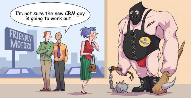 Comic June 2011 New Crm Guy Dealer Marketing