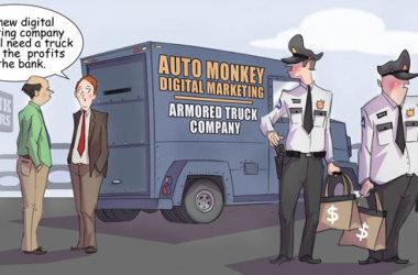 Comic – March 2012 – Digital Marketing