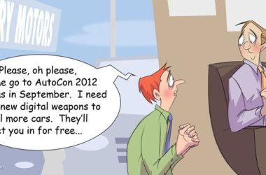 Comic – July 2012 – AutoCon 2012