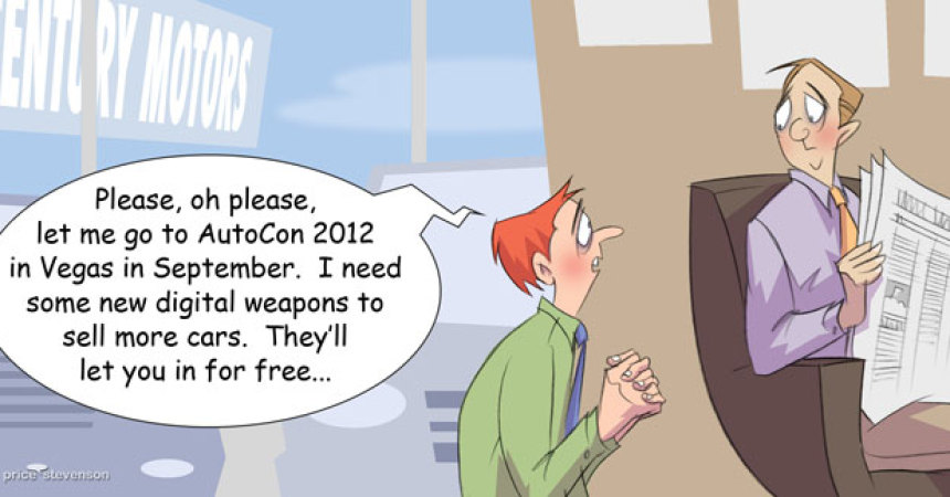 Comic – July 2012 – AutoCon 2012