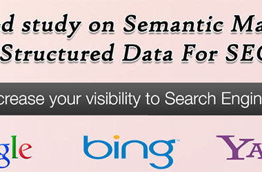 Infographic – Detailed on Semantic Markup or Structured Data for SEO