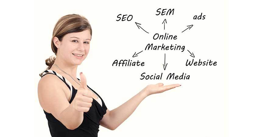 Online Marketing to Reach Today's Consumers