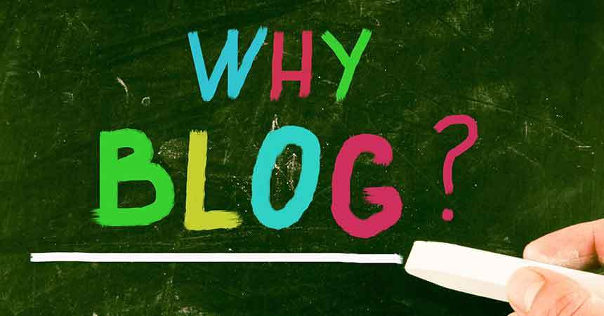 3 Great Reasons Why Auto Dealers Should Blog