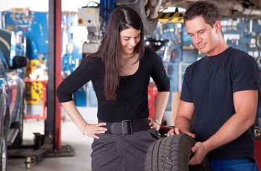 Own the Tire – Own the Customer, Part 2: Selling the Tire