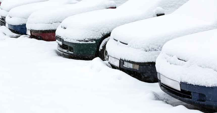 Winter Weather Slows February Auto Sales