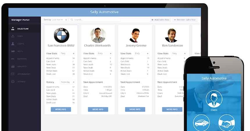 Selly Automotive Seeks Beta Testers for CRM Sales Platform