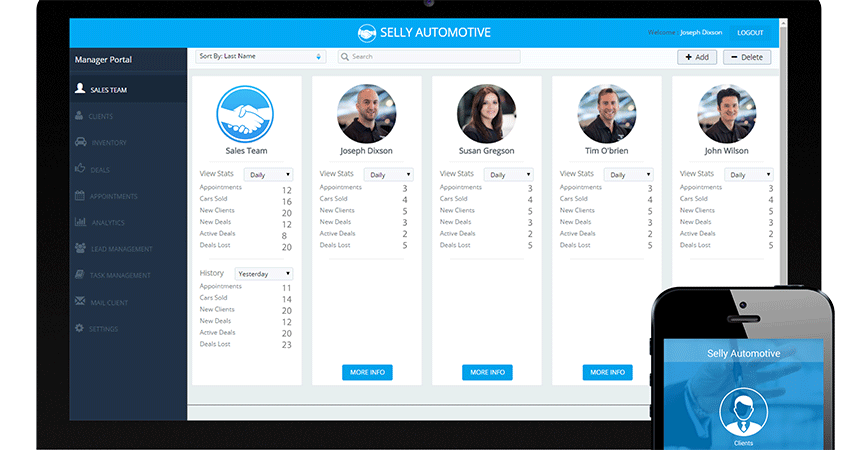 Selly Automotive Launches Innovative CRM Dealership Sales Platform