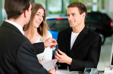 Capture Information from Car Buyers Earlier in the Process
