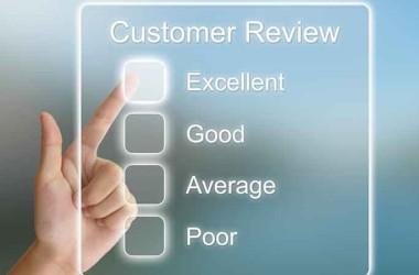 A Dealer's Reputation Depends on Customer Reviews