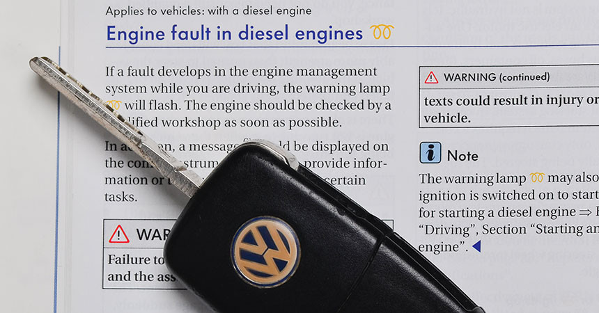 Law Professors Discuss Legal Ramifications of VW Emissions Scandal