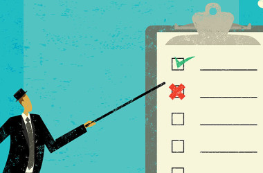 Accomplish F&I Goals With a PVR Transparency Checklist