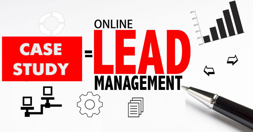 A case study by Bosh of Online Lead management