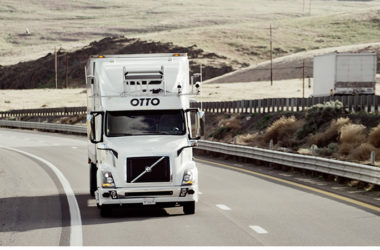 Coming Soon to a Freeway Near You: Driverless Big Rigs