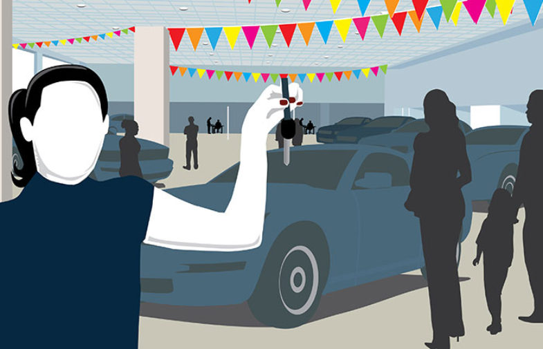 3 Mobile Marketing Tips to Get Shoppers Offline and Into the Showroom