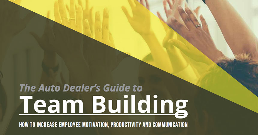 Auto/Mate Releases Free eBook: <i>The Auto Dealer's Guide to Team Building</i>