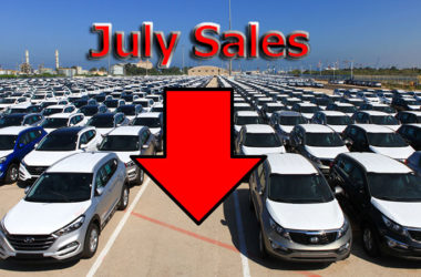Auto Sales Expected to Take the Biggest Hit of the Year in July, Edmunds Forecasts