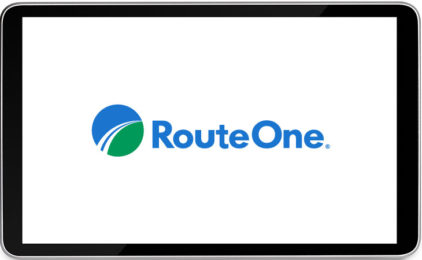 RouteOne Processes the Industry's First Remotely Executed Auto Finance Contract With Toyota Financial Services
