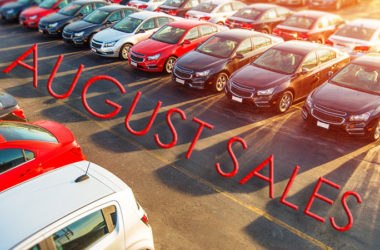 August Auto Sales Expected to Post First Year-Over-Year Sales Gain, Edmunds Forecasts