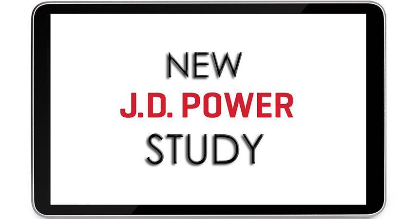 """""""Disruptive"""" Website/App Users Spend More Time Researching Vehicles Before Purchasing, J.D. Power Finds"""