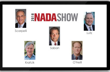 Keynote Speakers Announced for NADA Show 2018 in Las Vegas