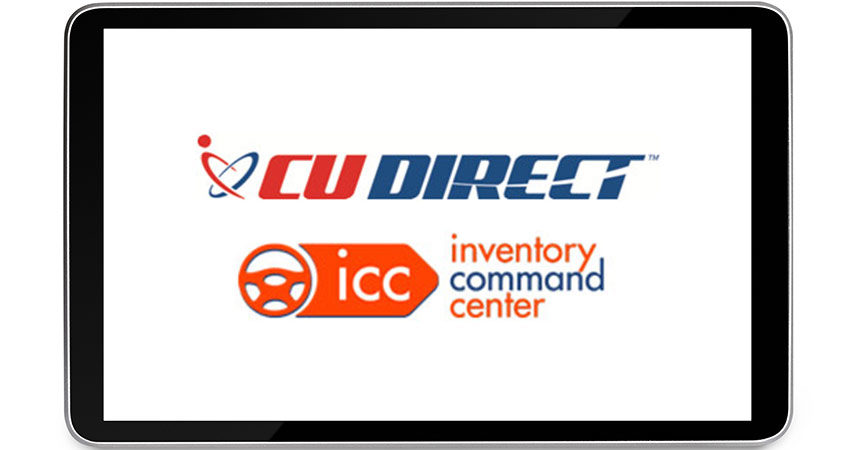 CU Direct Partners With Inventory Command Center (ICC)