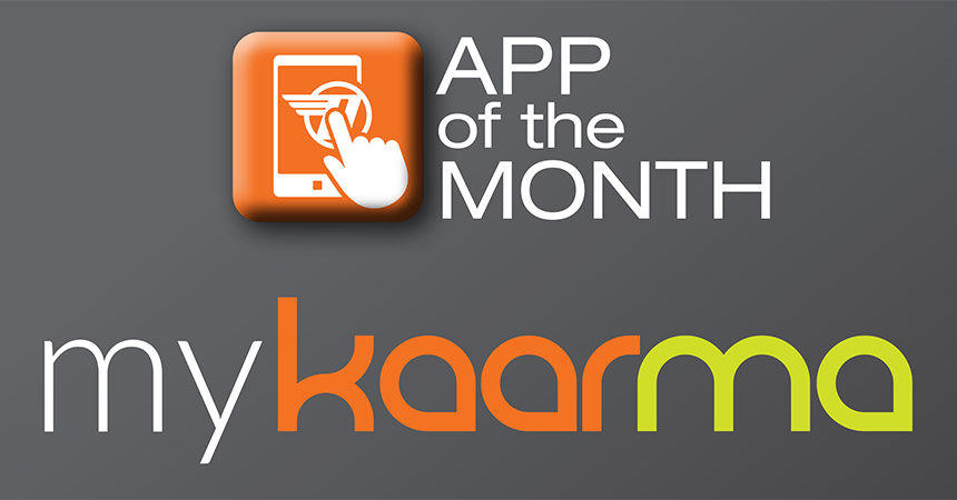 October App of the Month: myKaarma
