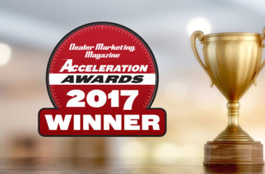 Announcing the 2017 Acceleration Awards Winners
