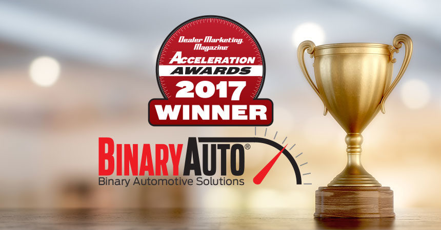 Binary Automotive Solutions Hires Trio of Industry Heavyweights to Keep Pace with Tremendous Growth