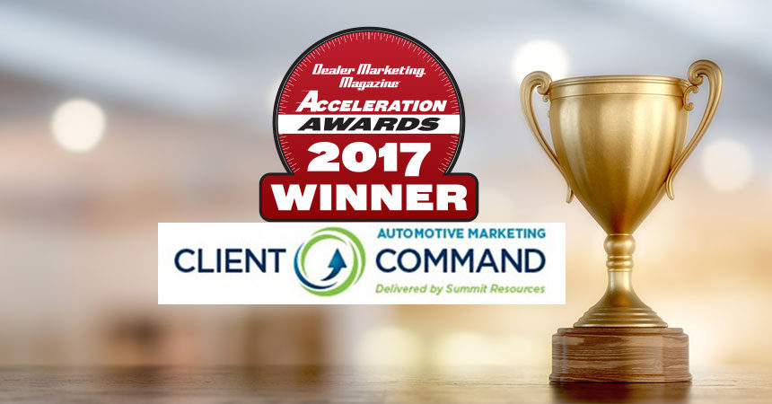 Acceleration Awards Winner Spotlight: Client Command