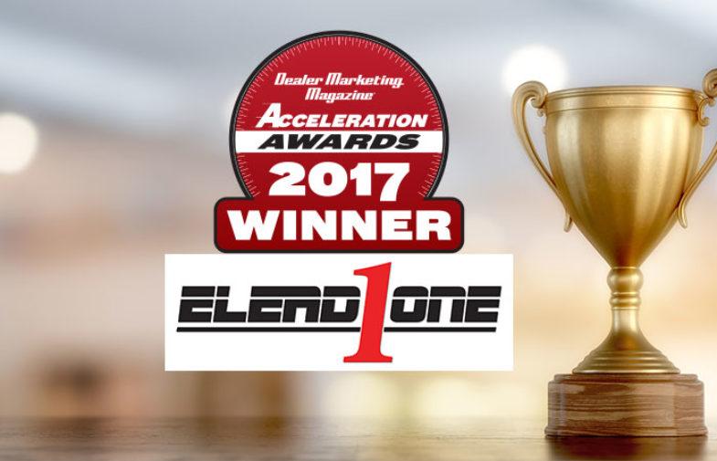Acceleration Awards Winner Spotlight: ELEAD1ONE