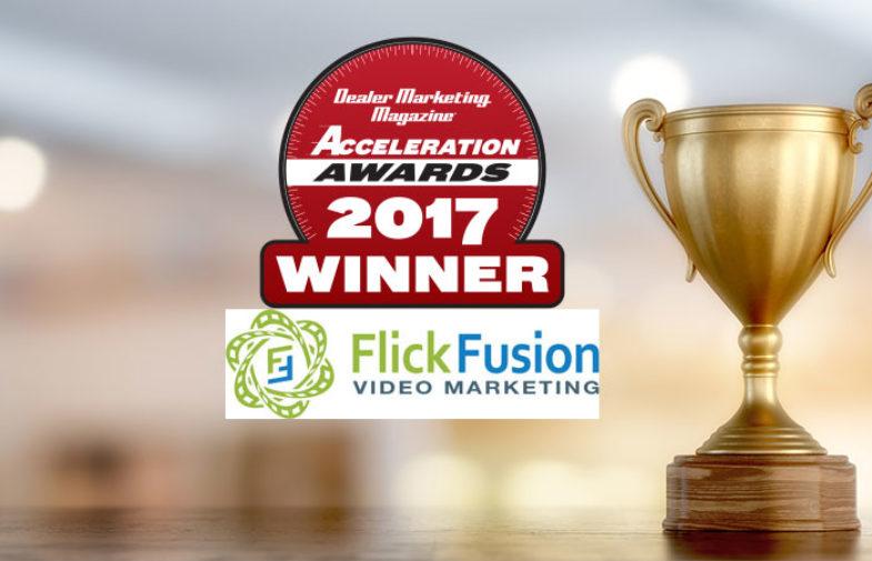 Acceleration Awards Winner Spotlight: Flick Fusion