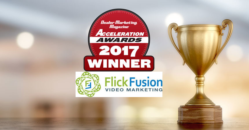 Acceleration Awards Winner Spotlight: Flick Fusion
