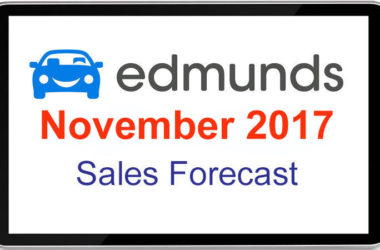Black Friday Halo Effect Expected to Boost November Auto Sales to 17.8 Million, a New 2017 High