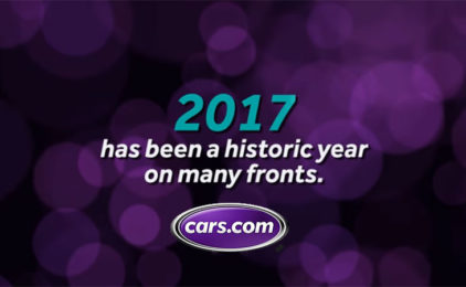 Cars.com Releases 2017 Year in Review