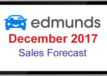 December Auto Sales Expected to Close 2017 on a High Note, Forecasts Edmunds