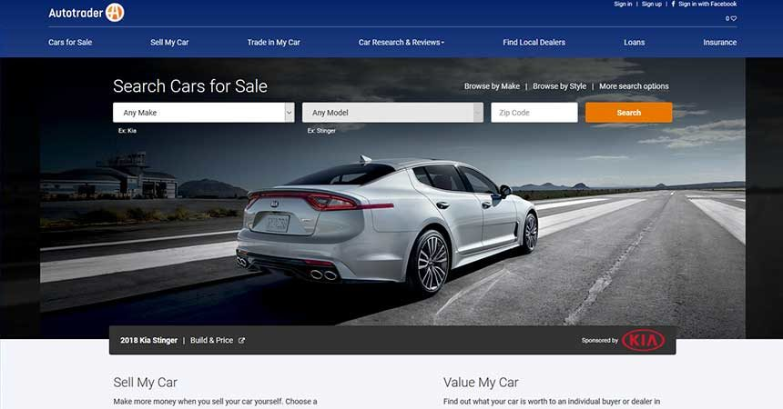 All-New Autotrader Brings More Trust and Speed to Online Car Shopping and Buying