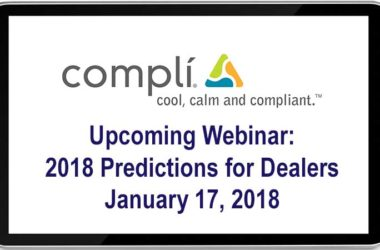 Industry Thought Leaders to Present Top Predictions for 2018 in Complì's January Webinar