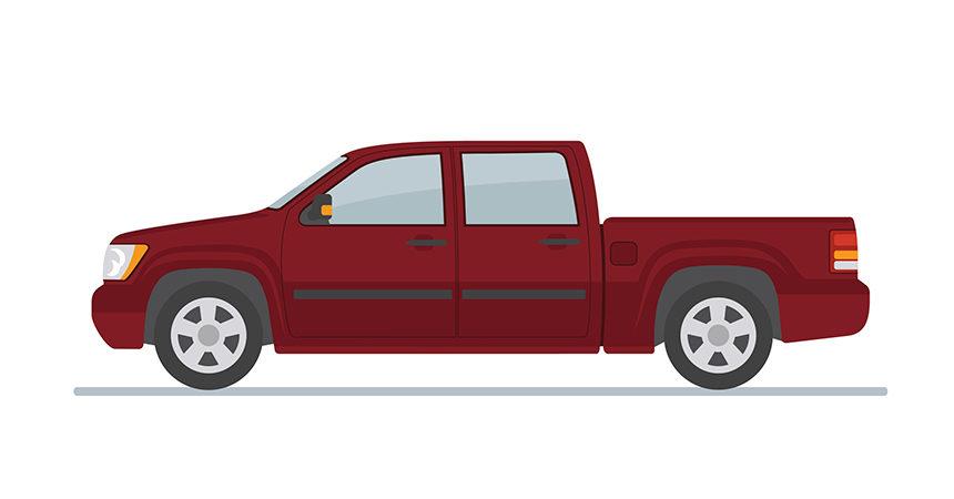 Jumpstart Automotive Media Path to Purchase Insights: Full-Size Pickups Jump Ahead