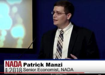 NADA Senior Economist Patrick Manzi on Auto Retailing Trends
