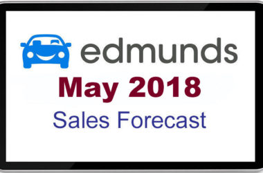 May Auto Sales Expected to Lift, Edmunds Forecasts