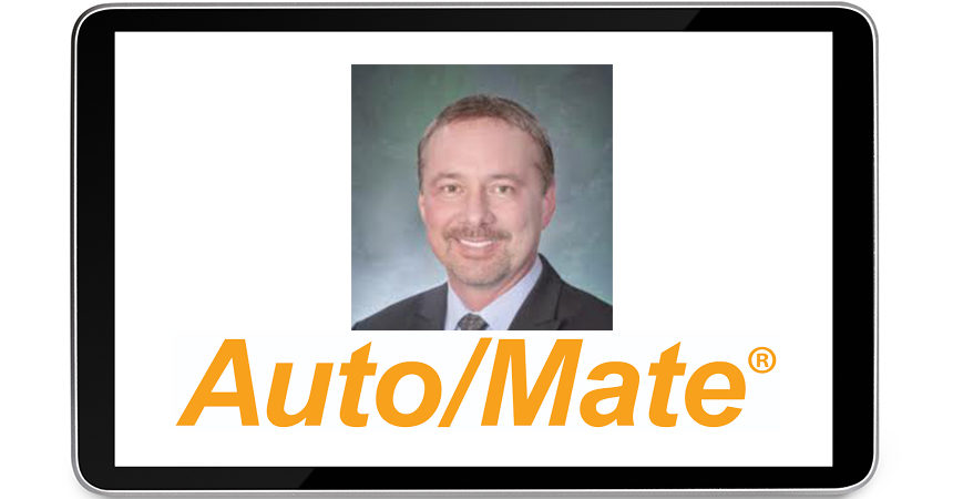 John Everhart Joins Auto/Mate Dealership Systems as West Coast District Sales Manager