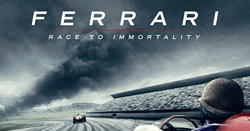 Ferrari: Race to Immortality Available Now on VOD