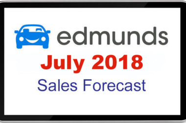 July Sales of New Vehicles Expected to Slip, Edmunds Forecasts