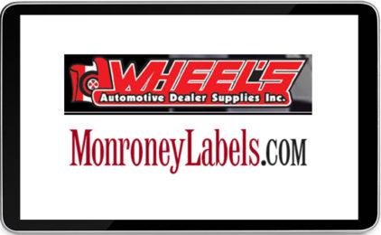 Wheel's Auto, MonroneyLabels.com Team Up to Jazz Up Used Vehicle Merchandising