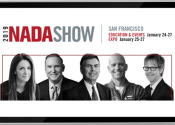 NADA Show 2019 Announces Keynote Speakers