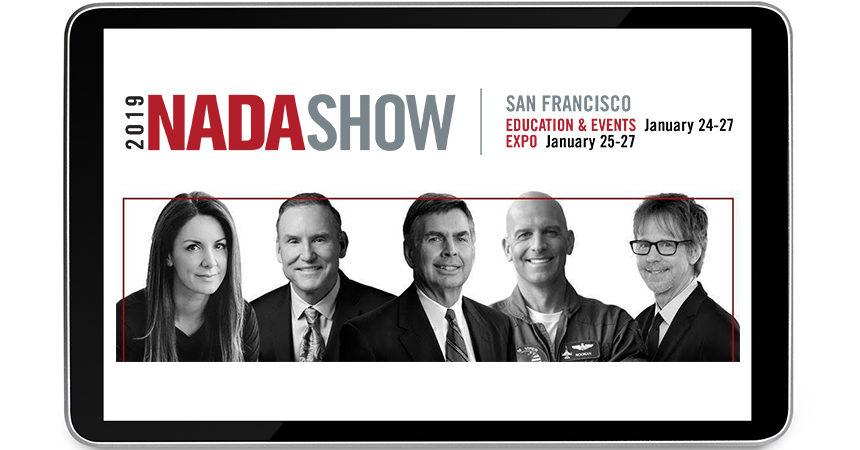 NADA Show 2019 Announces Keynote Speakers